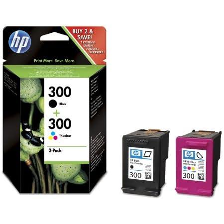 Hp Original Hp Hewlett Packard Envy 100 E All In One 300 Cn637ee 301 2 X Druckkopf Multipack Schwarz Cyan Magenta Gelb 300 Seiten 4ml Bürobedarf Schreibwaren