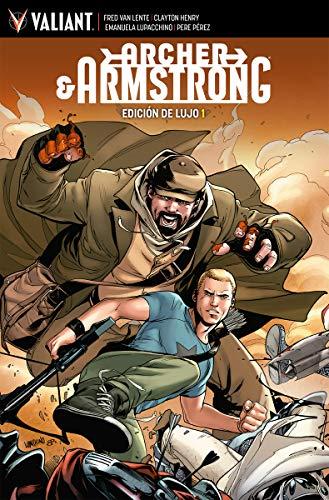 Archer & Armstrong - edición de lujo 1 (Valiant - A&A)