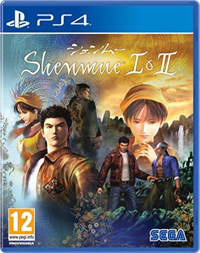 Shenmue HD I & II - PlayStation 4 [Importación italiana]