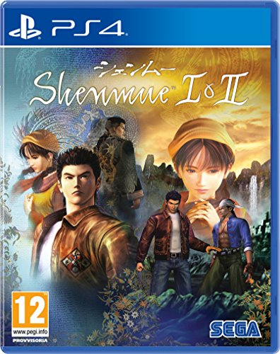 Shenmue HD I & II (PS4)