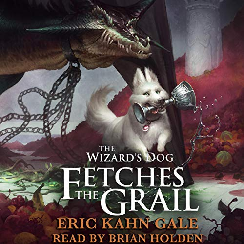 The Wizard's Dog Fetches the Grail Titelbild