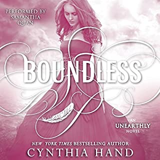 Boundless audiobook cover art