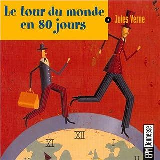 Le tour du monde en 80 jours  audiobook cover art