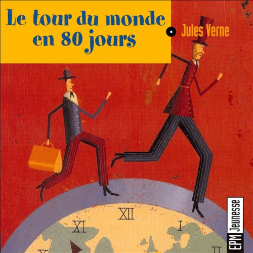 Le tour du monde en 80 jours  cover art