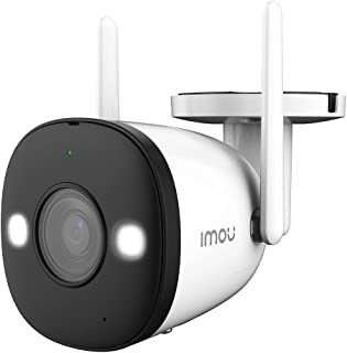 Imou 2K Security Camera Outdoor IP67 Surveillance Camera with Full Color Night Vision, Active Deterrence, IP Camera with H...