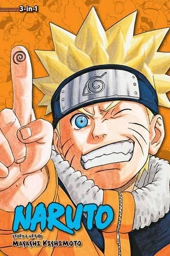 Naruto (3-in-1 Edition), Vol. 9: Includes vols. 25, 26 & 27 (Volume 9)