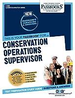 Conservation Operations Supervisor (Career Examination)