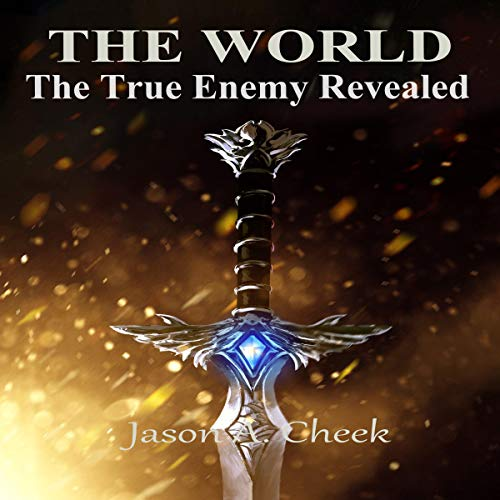 The True Enemy Revealed: A LitRPG and GameLit Series audiobook cover art