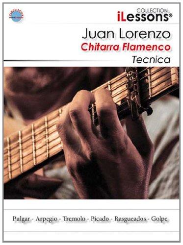 Chitarra flamenco:tecniche