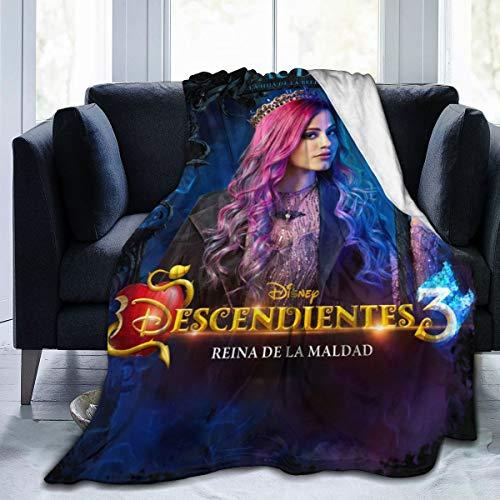 Descendants 3 Audrey Ultra-Soft Micro Fleece Blanket Throw Super Soft Hypoallergenic Plush Bed Couch Living Room 50'x40'
