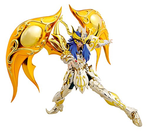 BANDAI –Saint Seiya Soul of Gold - Figura Scorpio Milo 54947- Modelo n. 14788