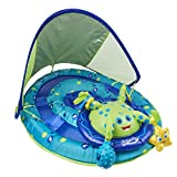 SwimWays Baby Spring Float Activity Center with Adjustable Canopy and...