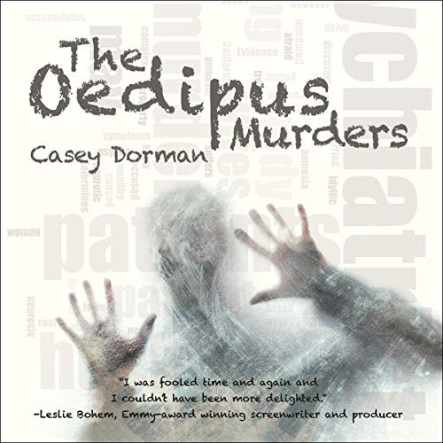 『The Oedipus Murders』のカバーアート
