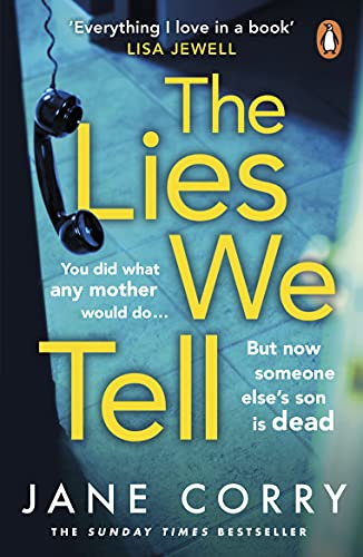 The Lies We Tell by [Jane Corry]