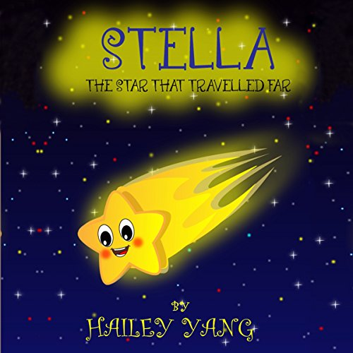 Stella: The Star That Traveled Far audiobook cover art