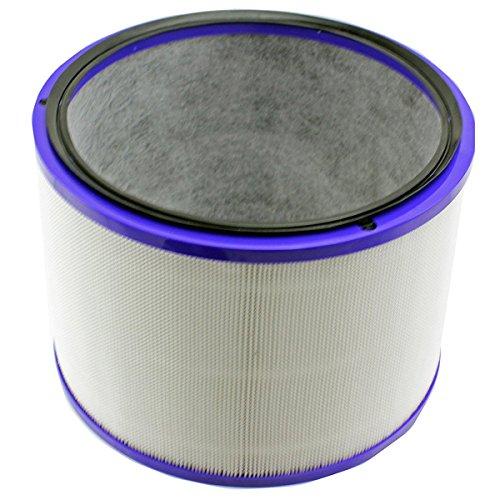 TeKeHom Hp02 Filtre pour Dyson DP01 Pure Cool Link Desk d'air Chaud + Froid Aspirateur