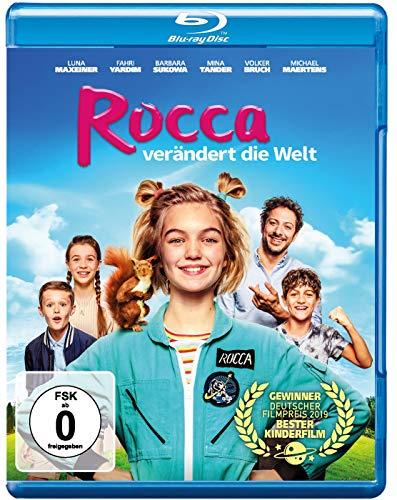 Rocca verändert die Welt [Blu-ray]