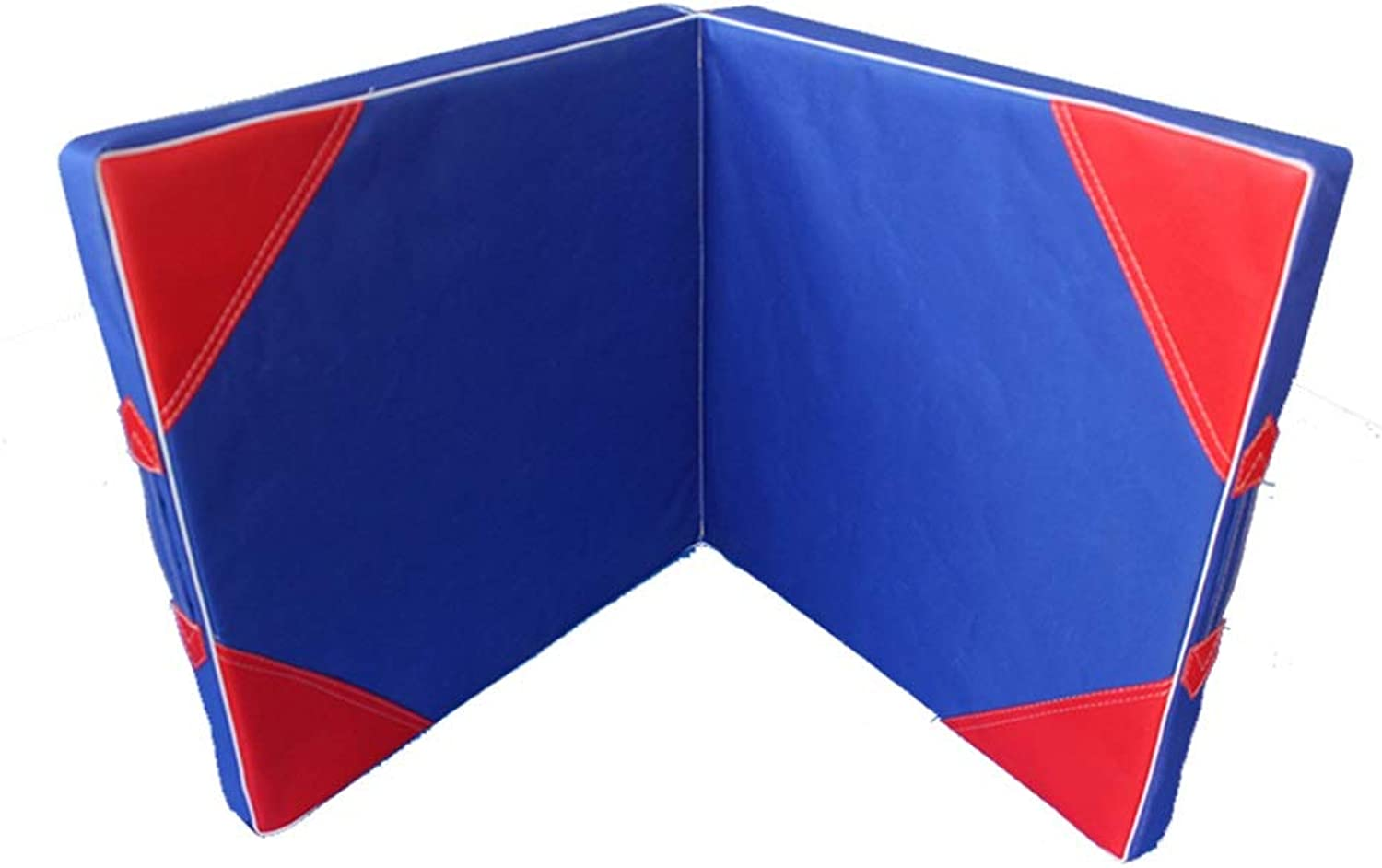 Foldable Gymnastic Mat Oxford Cloth Builtin Sponge Mat Dance Classroom Training With Thick Pad Removable And Washable (Size   120X60X5CM)