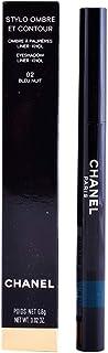 Chanel Stylo Ombre Et Contour (Eyeshadow/Liner/Khol) - # 02 Bleu Nuit, 0.8 gm