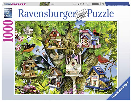 Bird Village 1000 PC Puzzle