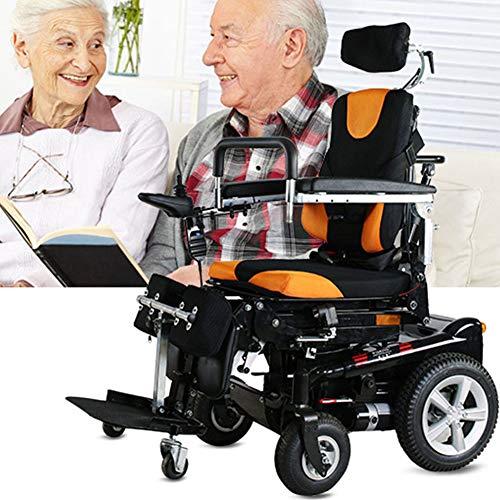 Cacoffay Super Komfortabel Leistung Stehen Rollstuhl Multifunktional Rehabilitation Therapie Lieferungen zum Deaktiviert Menschen