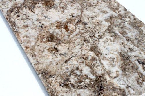 TRAVERTINE Silver Exclusive Fliesen Naturstein Boden Wand 30cm x 60cm - 1 Paket
