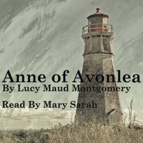 Anne of Avonlea cover art