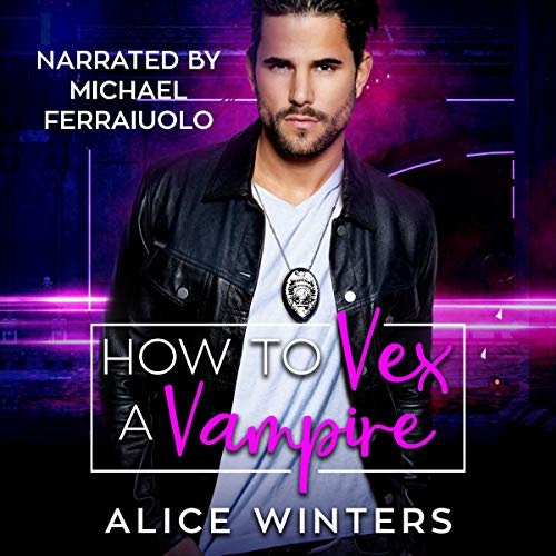 How to Vex a Vampire cover art