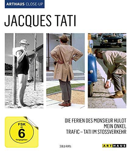 Jacques Tati / Arthaus Close-Up [Blu-ray]