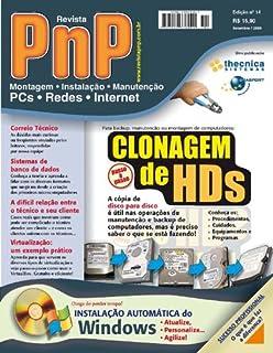 PnP Digital nº 14 - Clonagem de HDs, Instalação Automática do Windows, Virtualizacão com o Virtualbox, gerenciadores de ba...