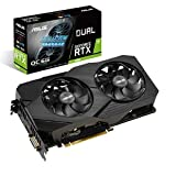 ASUS ROG Strix NVIDIA GeForce RTX 2060 EVO OC Edition Carte Graphique Gaming (6GB GDDR6, PCIe 3.0, Axial fan, MaxContact, Auto-Extreme, GPU Tweak II, 144hr validation)