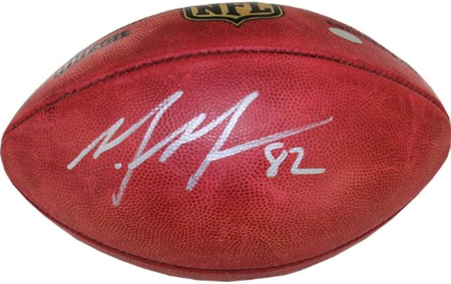 NFL New York Giants Mario Manningham Signed Duke Football