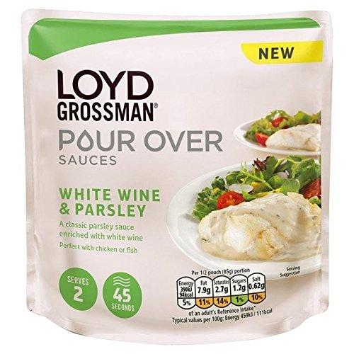 Loyd Grossman Salsa Al Prezzemolo 170g