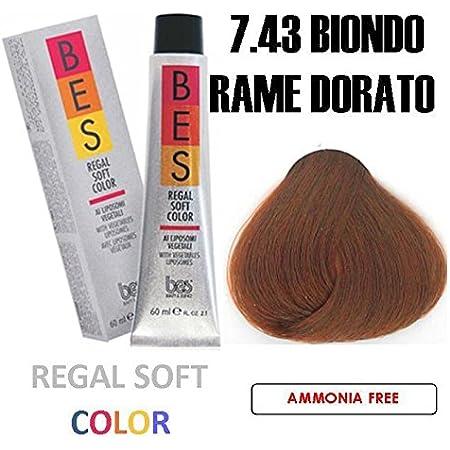 BES, Regal Soft Color 60 ml 8.43: Amazon.es: Belleza