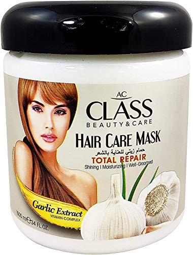Class Masque capillaire soin pour cheveux enrichi à l'ail 1000 ml