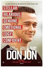 Don Jon Poster ( 11 x 17 - 28cm x 44cm ) (2013)