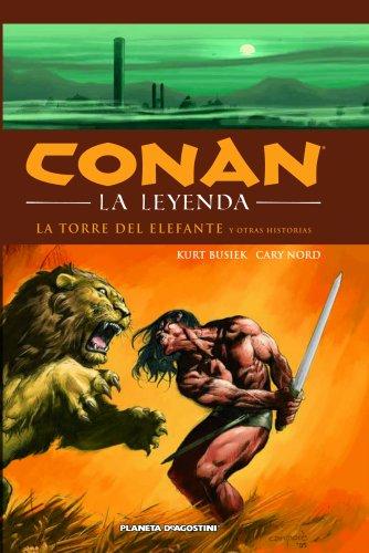 Conan La leyenda nº 03/12