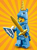 LEGO Serie 18 UNICORN GUY Minifigure (# 17/17) - Bagged 71021