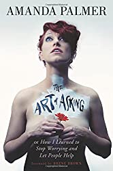 Amanda Palmer says the opposite of starvation is not abundance, it's enough.