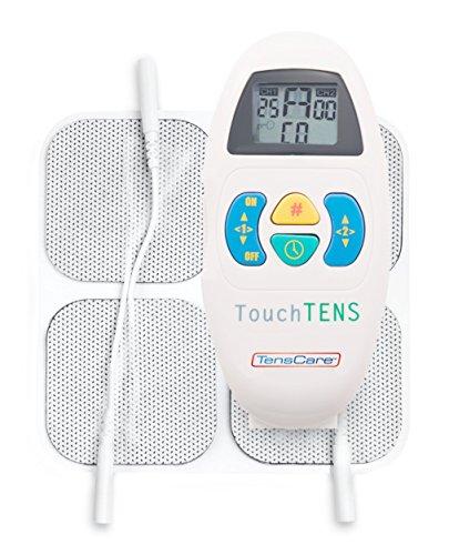 TensCare Touch TENS - Schmerzlinderung bei Rückenschmerzen, Hüftschmerzen und allgemeinen Schmerzen