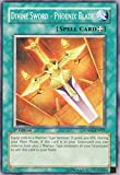YU-GI-OH! - Divine Sword - Phoenix Blade (SDWS-EN027) - Structure Deck Warriors Strike - 1st Edition - Common