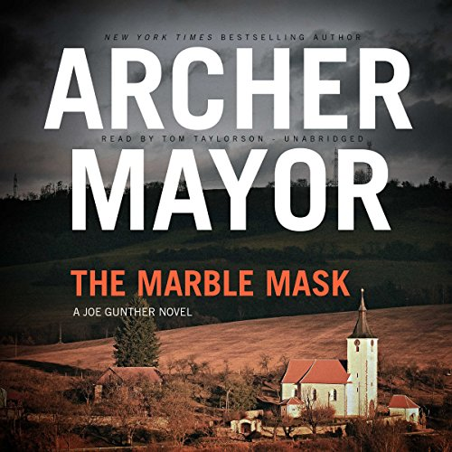 Couverture de The Marble Mask