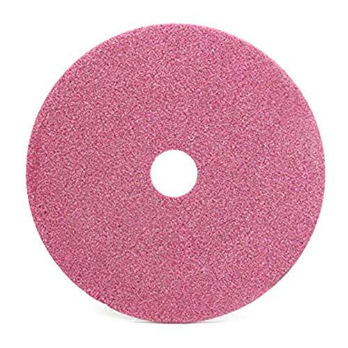 Miner-slijpschijf Schijf-slijpschijf 3 mm dikke slijpschijf voor het polijsten van de kettingzaag Tanden puntenslijper, rood