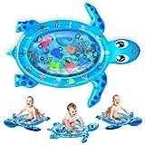 Wassermatte Baby Wasserspielmatte BPA-frei, Kaome Große Baby Spielzeug ab 3 6 9 Monate Aufblasbare...