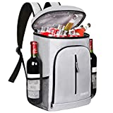 FORICH Soft Cooler Backpack Insulated Waterproof...