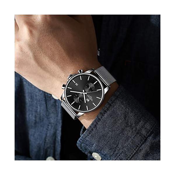 Waterproof Chronograph Watches