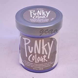 Jerome Russell Punky Colour Semi-permanent Hair Color - Platinum Blonde Toner