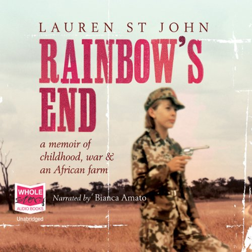 Rainbow's End                   By:                                                                                                                                 Lauren St. John                               Narrated by:                                                                                                                                 Bianca Amato                      Length: 10 hrs and 46 mins     2 ratings     Overall 5.0