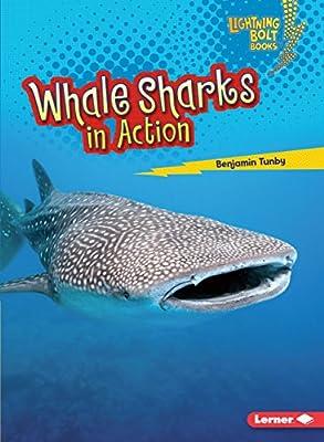 Whale Sharks in Action (Lightning Bolt Books ® ? Shark World)