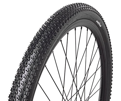 Goodyear Mountain Bike Tire, Folding Bead, Black, 27.5″/650B x 2/2.125″